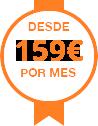 Oficinas de alquiler desde 149 euros